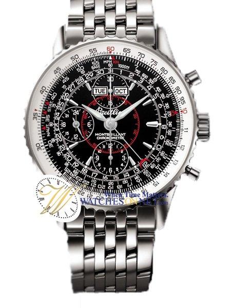 Breitling Montbrillant Watches