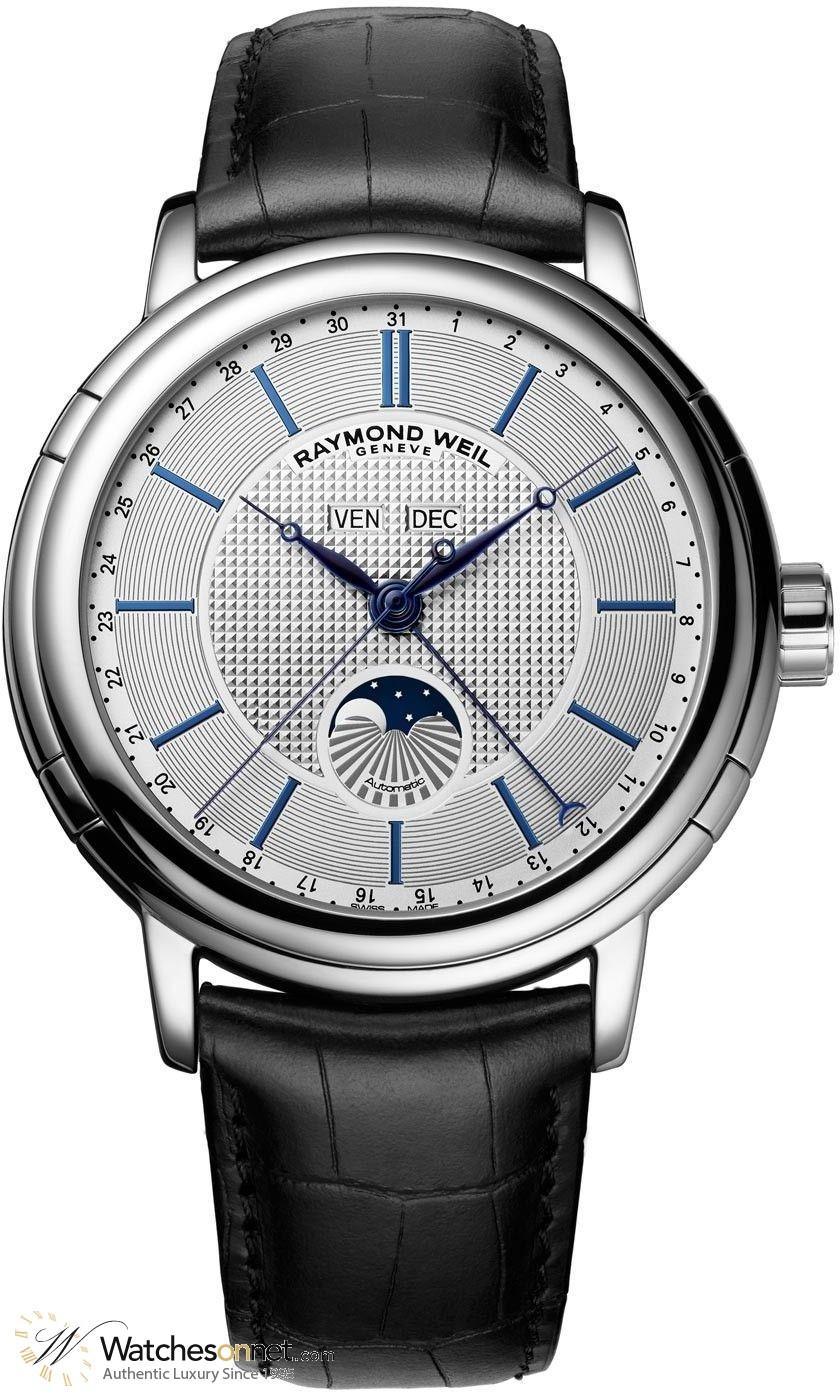 raymond weil maestro 2869 stc 65001 men s stainless steel raymond weil maestro 2869 stc 65001 men s stainless steel automatic watch