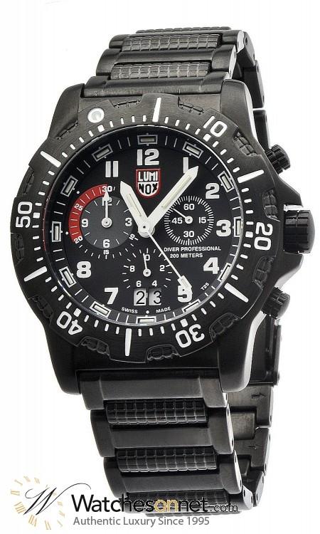 Luminox dive chrono 8362 rp men 39 s stainless steel - Luminox dive watch ...