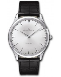 Jaeger Lecoultre Master  Automatic Men's Watch, Stainless Steel, Silver Dial, 1338421