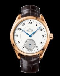 Omega Aqua Terra  Manual Winding Women's Watch, 18K Rose Gold, Silver Dial, 231.53.49.10.04.002
