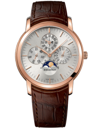 Audemars Piguet Jules Audemars  Perpetual Calendar Men's Watch, 18K Rose Gold, Silver Dial, 26390OR.OO.D088CR.01