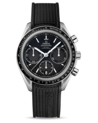 Omega Speedmaster  Chronograph Automatic Men's Watch, Stainless Steel, Black Dial, 326.32.40.50.01.001