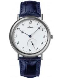 Breguet Classique  Automatic Men's Watch, 18K White Gold, White Dial, 5140BB/29/9W6