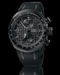 Oris   Chronograph Automatic Men's Watch, Titanium, Black Dial, 674-7611-7764-07-4-28-02B
