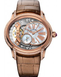 Audemars Piguet Millenary  Automatic Men's Watch, 18K Rose Gold, Mother Of Pearl Dial, 77247OR.ZZ.A812CR.01