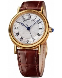 Breguet Classique  Automatic Women's Watch, 18K Yellow Gold, Mother Of Pearl Dial, 8067BA/52/964