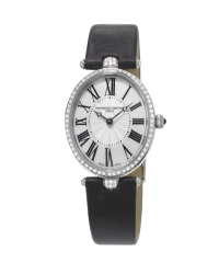 Frederique Constant Art Deco  Quartz Women's Watch, Stainless Steel, Mother Of Pearl Dial, FC-200MPW2VD6