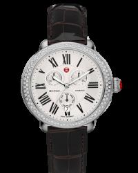 Michele Serein  Quartz Women's Watch, Stainless Steel, Silver Dial, MWW21A000003