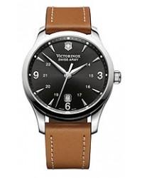 Victorinox Swiss Army Alliance  Quartz Men's Watch, Stainless Steel, Black Dial, 241475