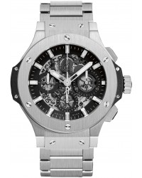 Hublot Big Bang 44mm  Chronograph Automatic Men's Watch, Stainless Steel, Black Dial, 311.SX.1170.SX