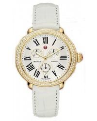 Michele Serein  Quartz Women's Watch, Stainless Steel, White Dial, MWW21A000013