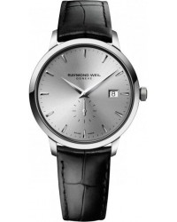 Raymond Weil Toccata  Quartz Men's Watch, Stainless Steel, Grey Dial, 5484-STC-65001