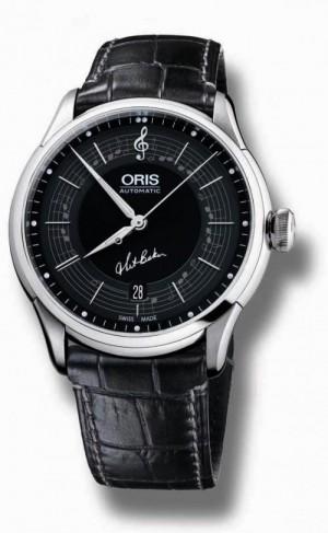 Oris' Chet Baker Timepiece