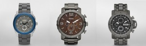 Fossil Gunmetal Selections