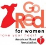 AHA Go Red For Women Logo