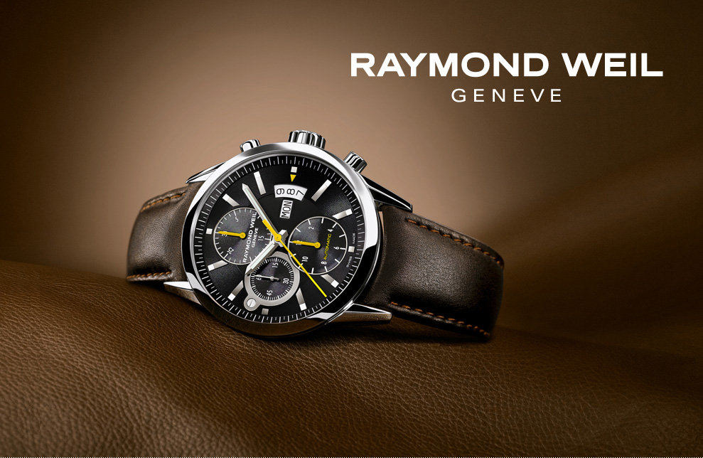 Get To Know The Raymond Weil Freelancer Collection Luxury