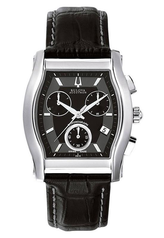 Bulova Accutron Stratford Tonneau Chronograph Watch ...