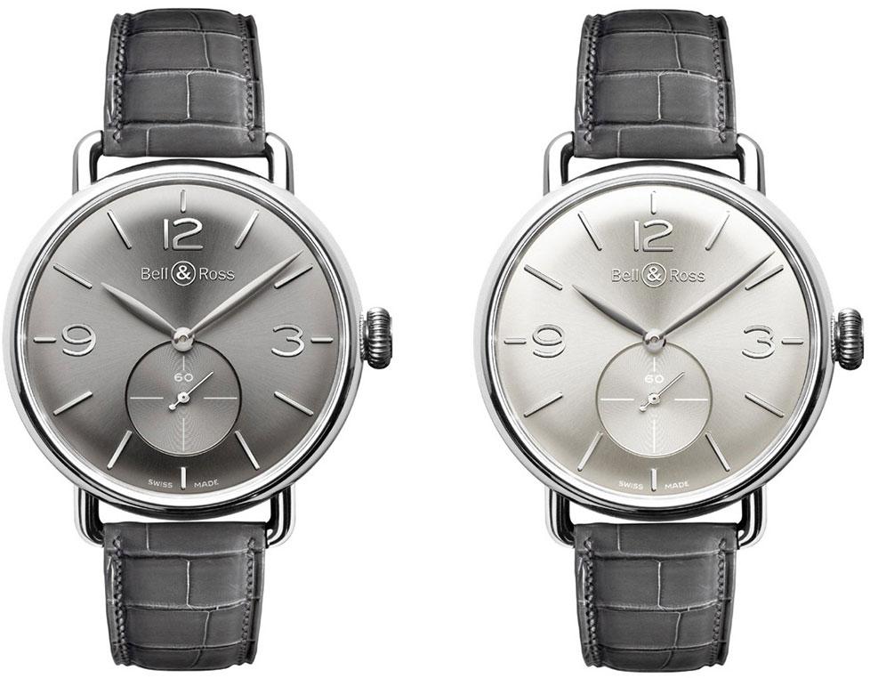 Bell & Ross Argentium Watch