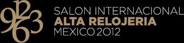 2012 Salon Internacional de alta Relojeria Logo