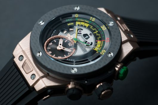 Hublot Big Bang FIFA - Dial View
