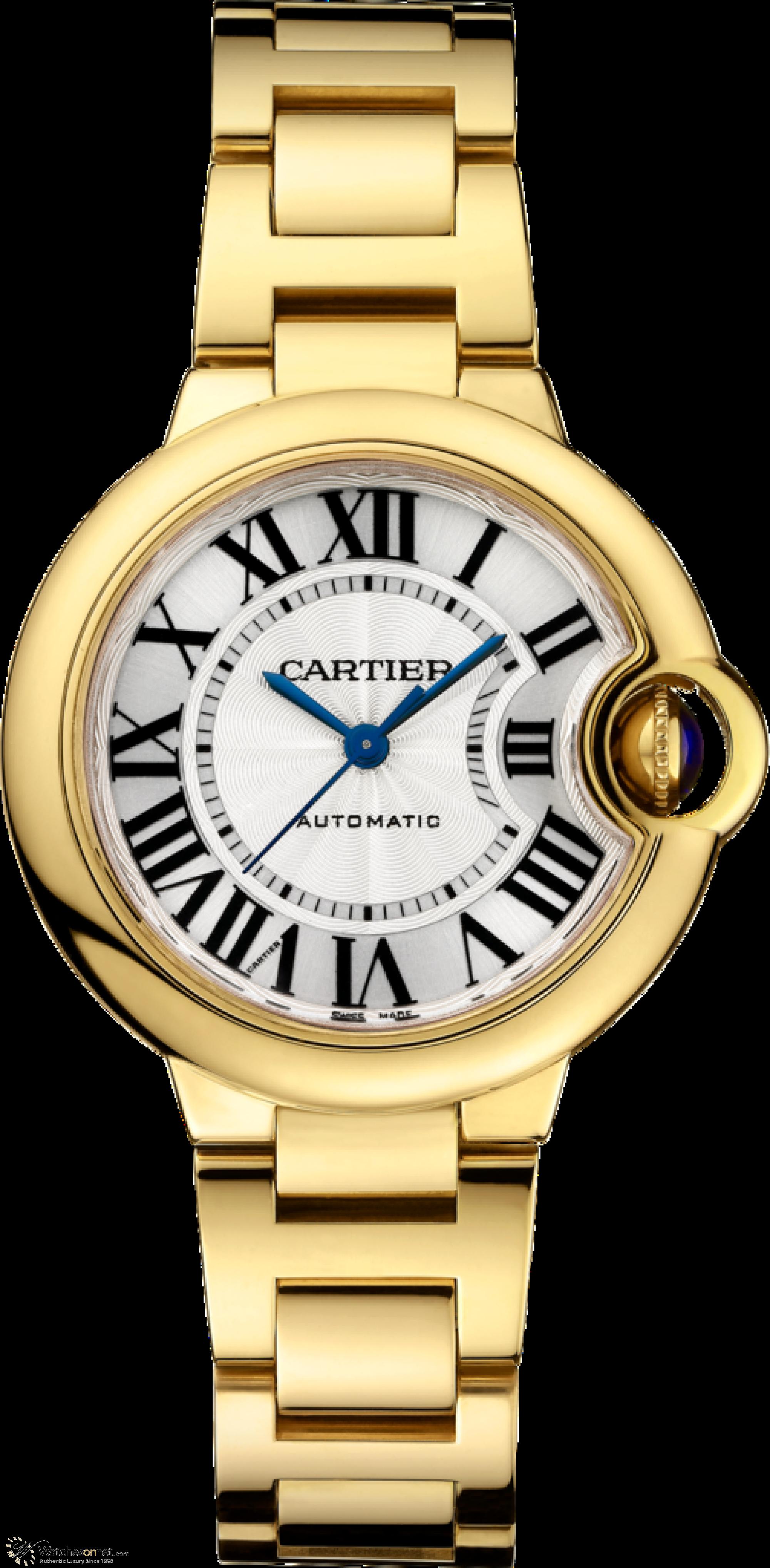 Часы копия картер
