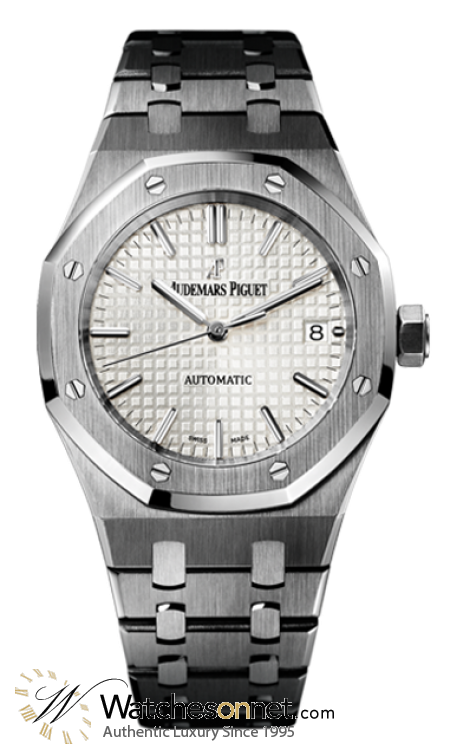 Audemars Piguet Royal Oak  Automatic Men's Watch, Stainless Steel, Silver Dial, 15450ST.OO.1256ST.01