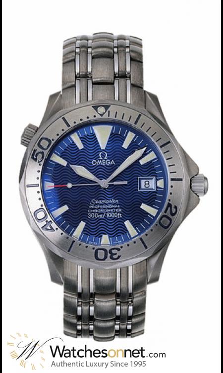 omega seamaster 300m chronometer eBay