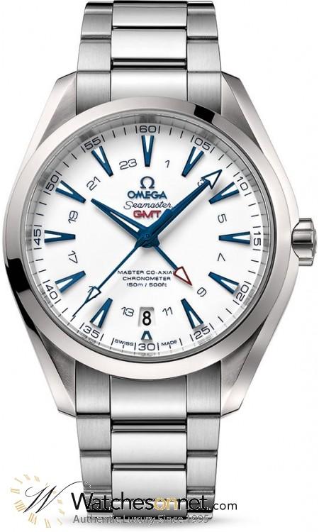 Omega Seamaster  Automatic Men's Watch, Titanium, White Dial, 231.90.43.22.04.001