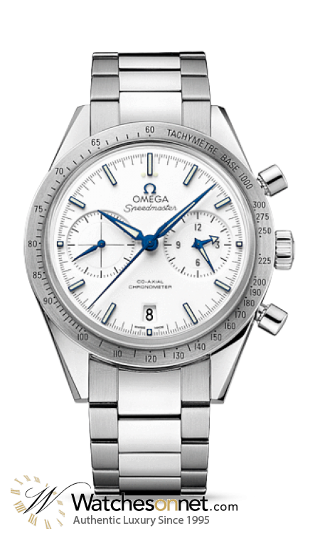 Omega Speedmaster  Chronograph Automatic Men's Watch, Titanium, White Dial, 331.90.42.51.04.001