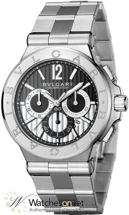 Bvlgari Serpenti  Quartz Women's Watch, 18K Yellow Gold, White Dial, DG42BSSDCH