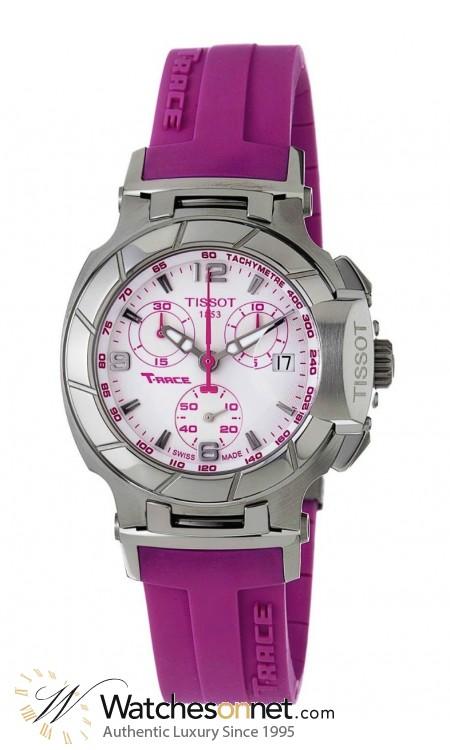 New Tissot T Race Chronograph Quartz Women s Watch T048.217.17.017.01 d51163c760a