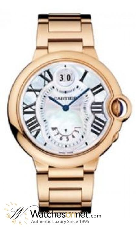 Cartier Ballon Bleu W6920035 Women S 18k Rose Gold Quartz Watch