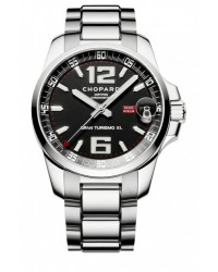 Chopard Classic Racing  Automatic Men's Watch, Stainless Steel, Black Dial, 158997-3001