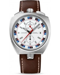 Omega Seamaster  Automatic Men's Watch, Stainless Steel, White Dial, 225.12.43.50.04.001