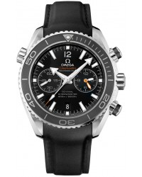 Omega Planet Ocean  Chronograph Automatic Men's Watch, Stainless Steel, Black Dial, 232.32.46.51.01.003
