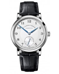 A. Lange & Sohne 1815  Manual Winding Men's Watch, 18K White Gold, Silver Dial, 235.026