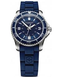 Victorinox Swiss Army Maverick  Quartz Men's Watch, Stainless Steel, Blue Dial, 241610