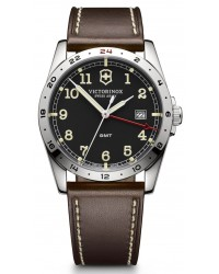 Victorinox Swiss Army Infantry  Quartz Men's Watch, Stainless Steel, Black Dial, 241648