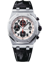 Audemars Piguet Royal Oak Offshore  Chronograph Automatic Men's Watch, Stainless Steel, Silver Dial, 26170ST.OO.D101CR.02
