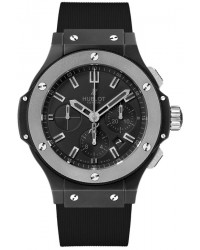 Hublot Big Bang 44mm  Chronograph Automatic Men's Watch, Ceramic, Black Dial, 301.CK.1140.RX