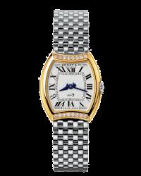 Bedat No 3  Quartz Women's Watch, 18K Yellow Gold, White Dial, 304.321.100