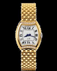 Bedat No 3  Quartz Women's Watch, 18K Yellow Gold, White Dial, 304.323.100