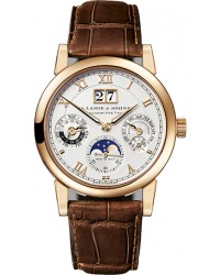 A. Lange & Sohne Langematic  Automatic Men's Watch, 18K Rose Gold, Silver Dial, 310.032