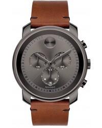 Movado Bold  Quartz Men's Watch, Gunmetal, Gray Dial, 3600367