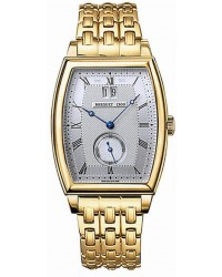 Breguet Heritage  Automatic Men's Watch, 18K Yellow Gold, Silver Dial, 480BA/12/AB0