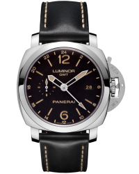 Panerai Luminor 1950  Automatic Men's Watch, Stainless Steel, Black Dial, PAM00531