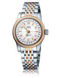Oris Big Crown  Automatic Men's Watch, Stainless Steel, Silver Dial, 754-7551-4361-07-8-18-63
