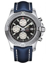 Breitling Colt Chronograph Automatic  Automatic Men's Watch, Stainless Steel, Black Dial, A1338811.BD83.105X