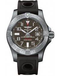Breitling Avenger II Seawolf  Automatic Men's Watch, Stainless Steel, Gray Dial, A1733110.F563.200S
